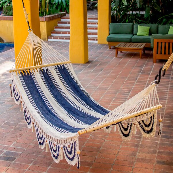 Blazek Camping Hammock by Bungalow Rose