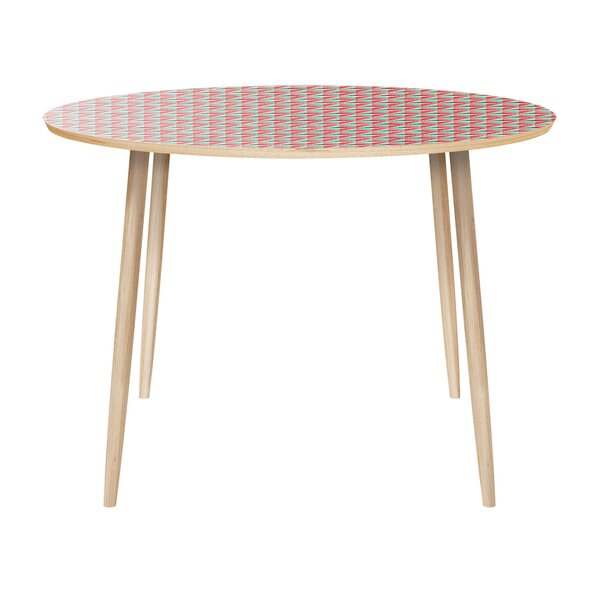 Van Nest Dining Table by Bungalow Rose