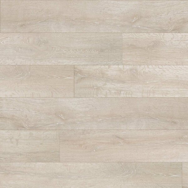 Reclaime 7.5 x 54.34 x 12mm Oak Laminate Flooring in White Wash by Quick-Step