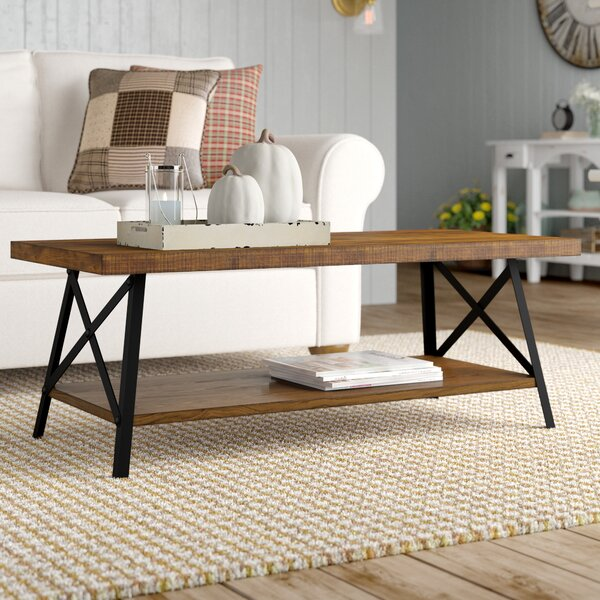 Cranbrook Coffee Table By August Grove