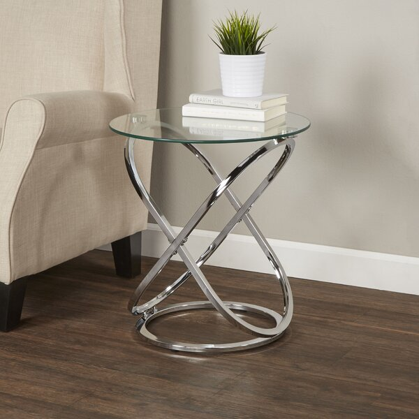 Heineman End Table by Wade Logan
