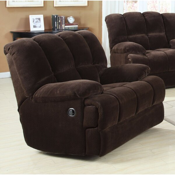 Tackitt Bonded Match Manual Recliner BNZB0325
