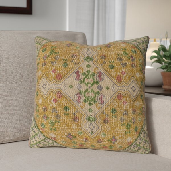 Arch Hill Throw Pillow by Fleur De Lis Living