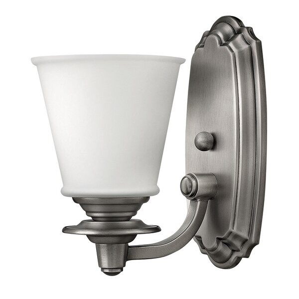 Plymouth 1-Light Bath Sconce by Hinkley Lighting