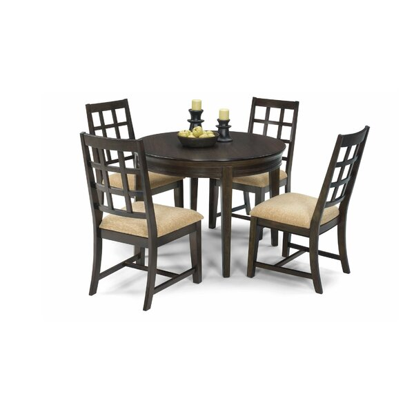 Casual Traditions 5 Piece Dining Set by Progressive Furniture Inc.