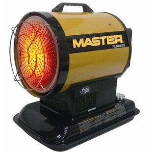 70,000 BTU Portable Kerosene Radiant Utility Heater by Master