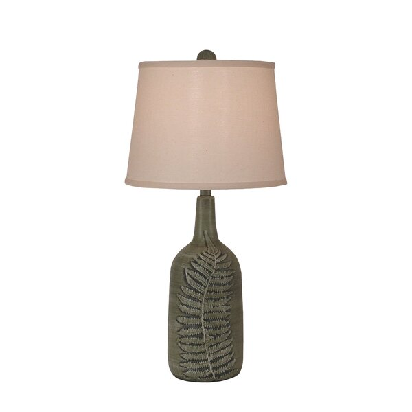 Sherman Leaf 24 Table Lamp by Bay Isle Home
