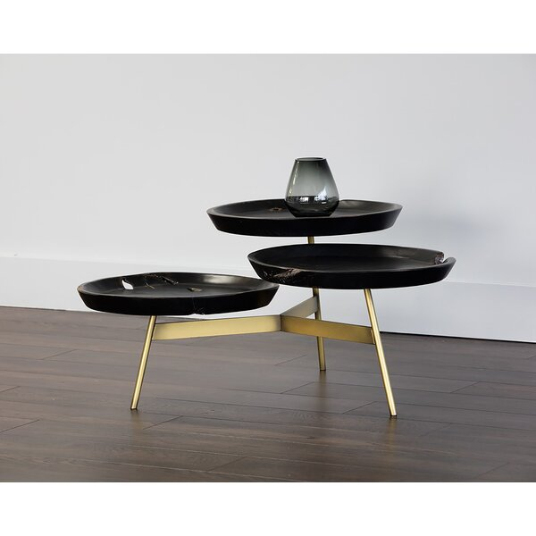 Misti Coffee Table With Tray Top By Orren Ellis
