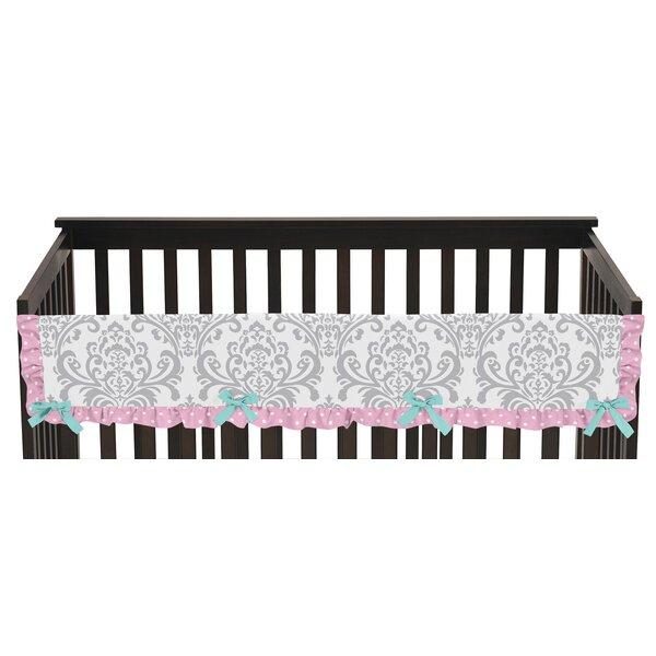 Skylar Long Crib Rail Guard Cover by Sweet Jojo Designs