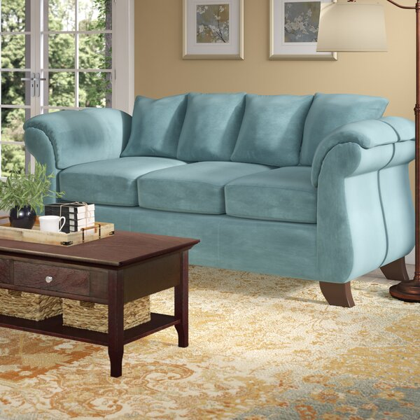 Saltzman Sofa Bed by Winston Porter