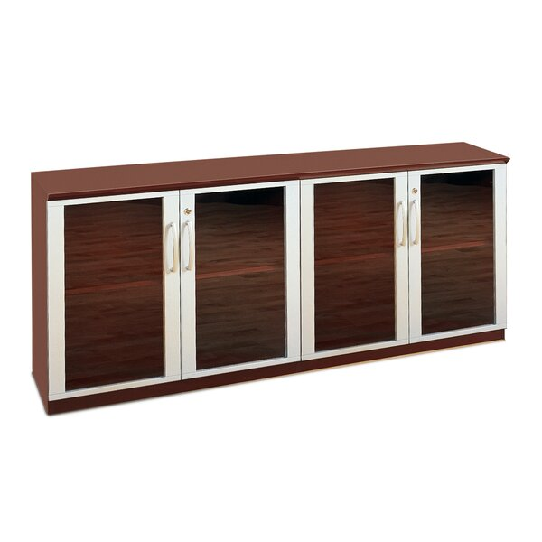 Napoli 4 Door Credenza by Mayline Group