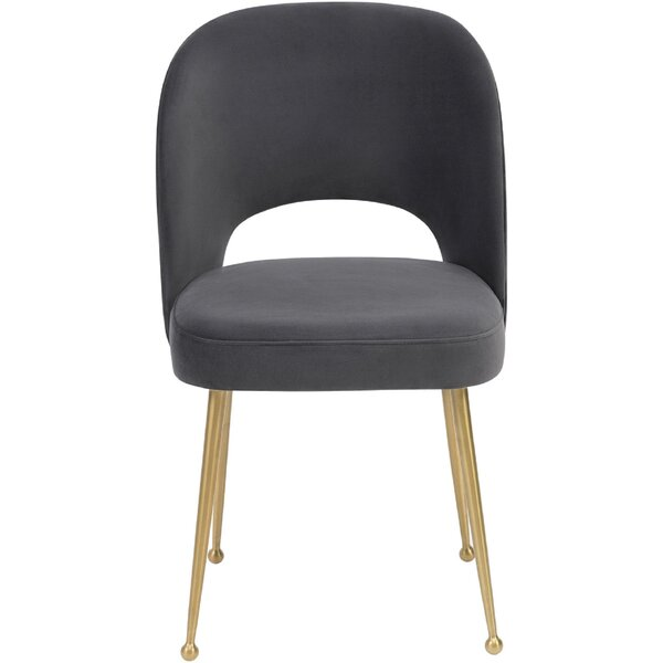 Marcie Upholstered Dining Chair by Everly Quinn