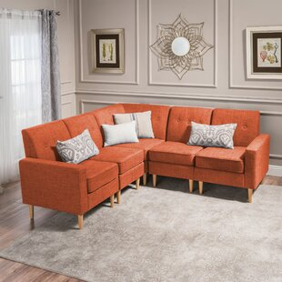 Weisser Mid Century Sectional