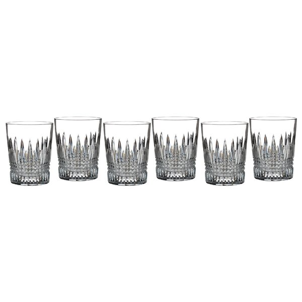 Lismore 9 oz. Crystal Cocktail Glass (Set of 6) by Waterford