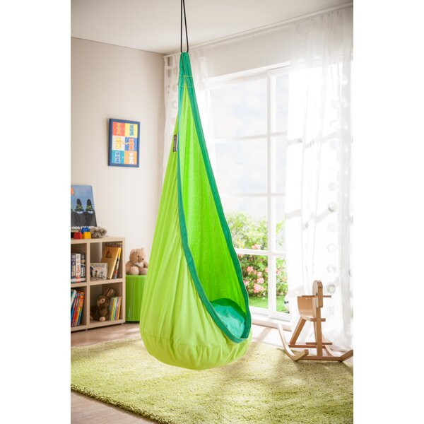 Joki Cotton Chair Hammock by LA SIESTA LA SIESTA