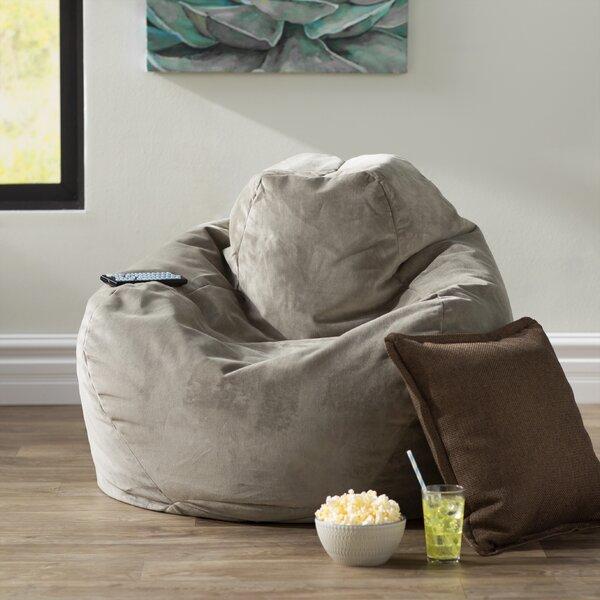 Standard Bean Bag Chair & Lounger By Greyleigh