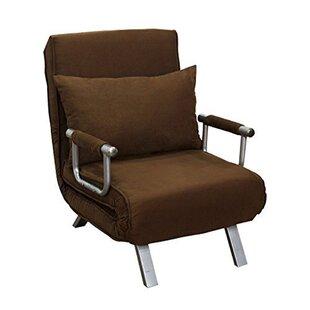 Juarez Convertible Single Sleeper Futon Chair