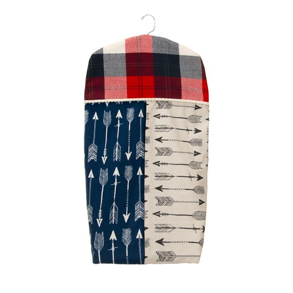 Camp River Rock Diaper Stacker by Glenna Jean