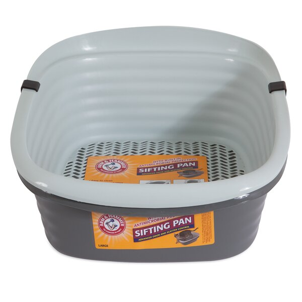 Rectangle Standard Litter Box by Arm & Hammer®