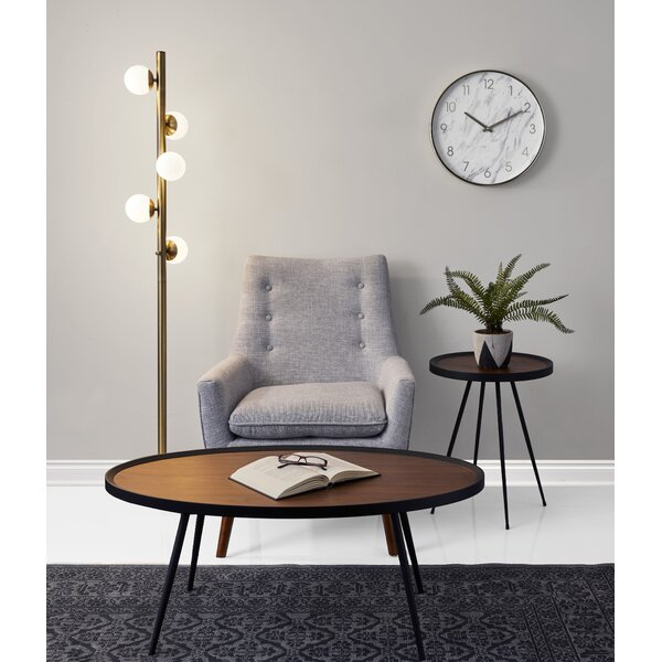 Veney End Table by George Oliver George Oliver