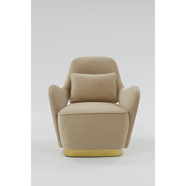 Sam Lounge Chair By Everly Quinn