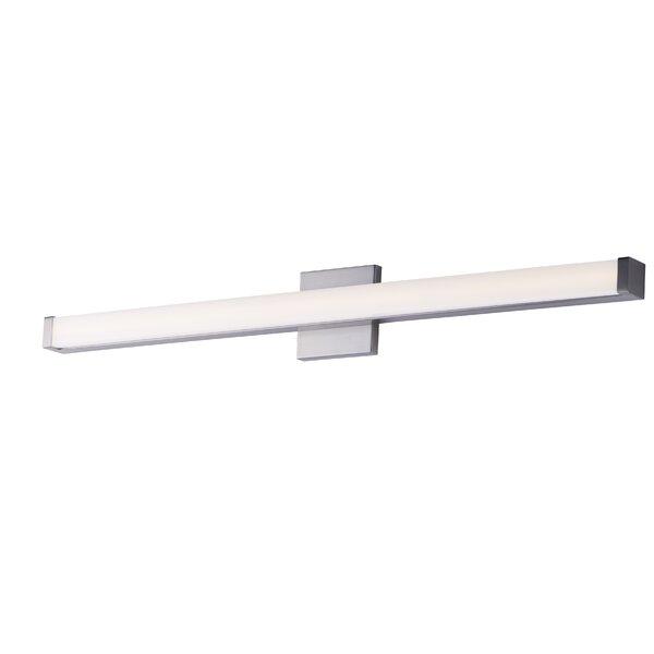 Lavenia 1 Light LED Bath Bar [Ebern Designs]