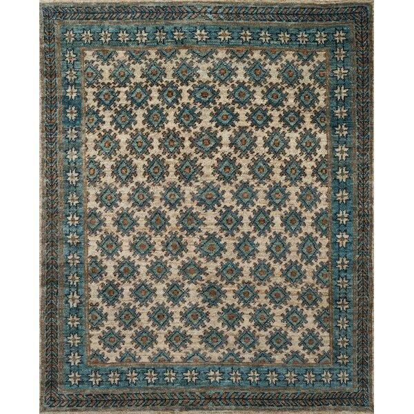 Nomad Beige/Ocean Area Rug by Loloi Rugs