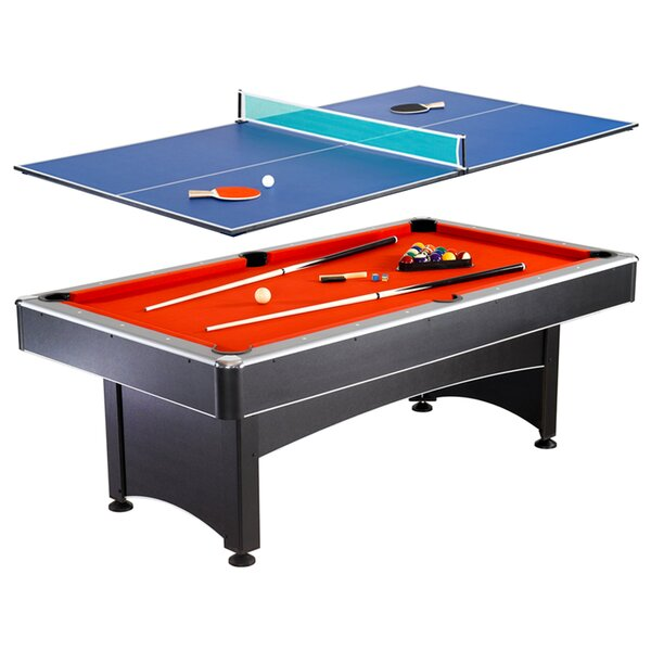 Maverick 7 Pool Table By Hathaway Games.