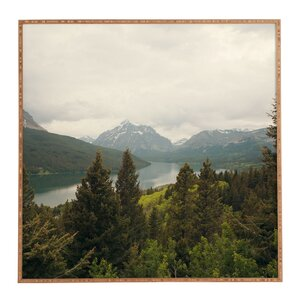 Summer In Montana Framed Photographic Print by Loon Peak