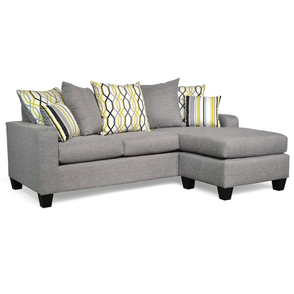 Best Reviews Laurie Right Hand Facing Sectional by Latitude Run by Latitude Run