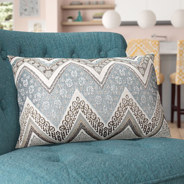 Birmingham Lumbar Pillow by Bungalow Rose| @ $33.99