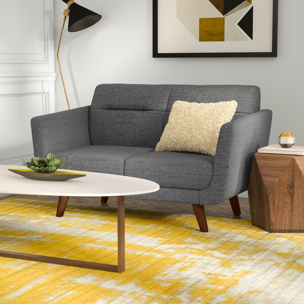 Steinar Loveseat By Langley Street Great price