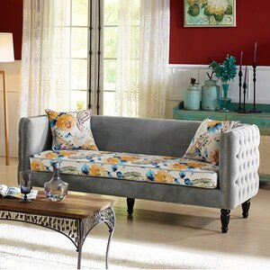 Conesville Chesterfield Sofa by Latitude Run