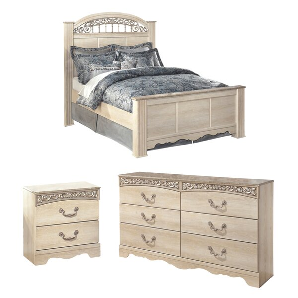 Johnby Panel Configurable Bedroom Set by Astoria Grand