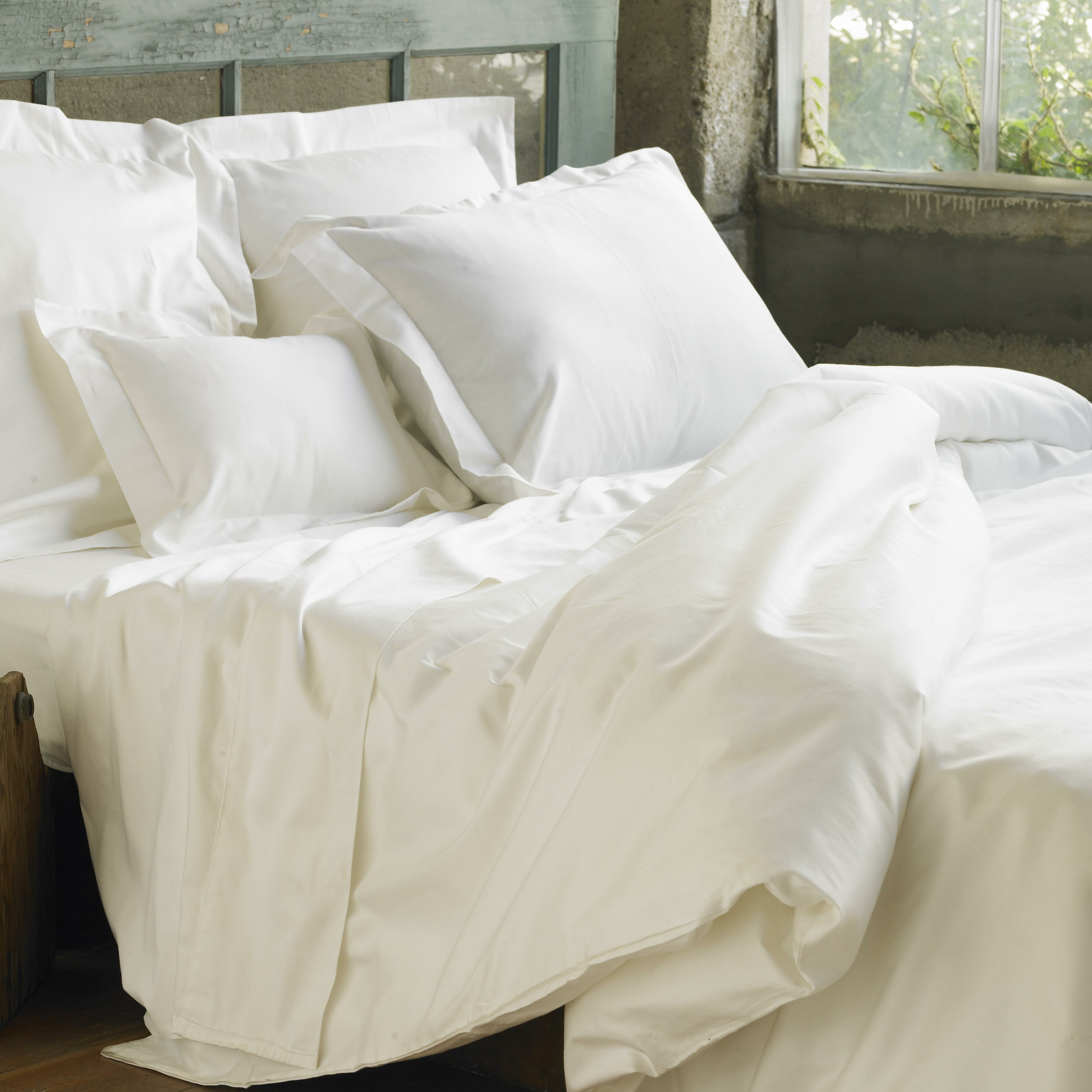 Coyuchi sateen duvet cover collection reviews wayfair