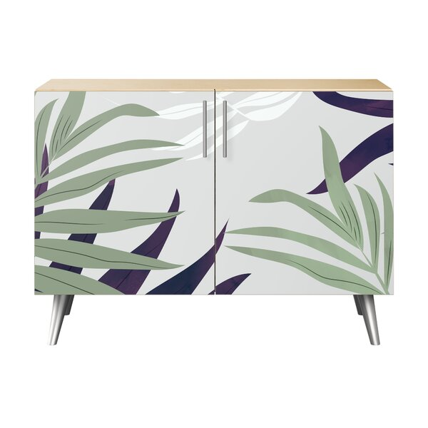 Lyndonville 2 Door Accent Cabinet by Bay Isle Home