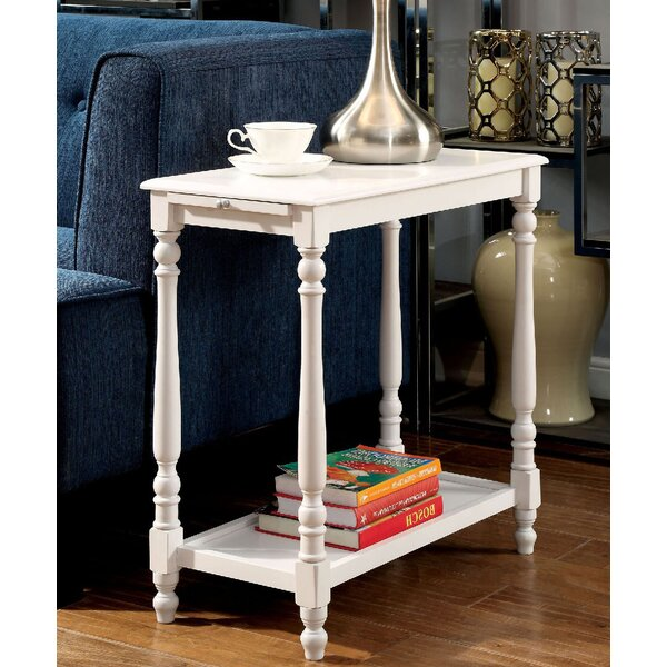 Baird End Table By August Grove