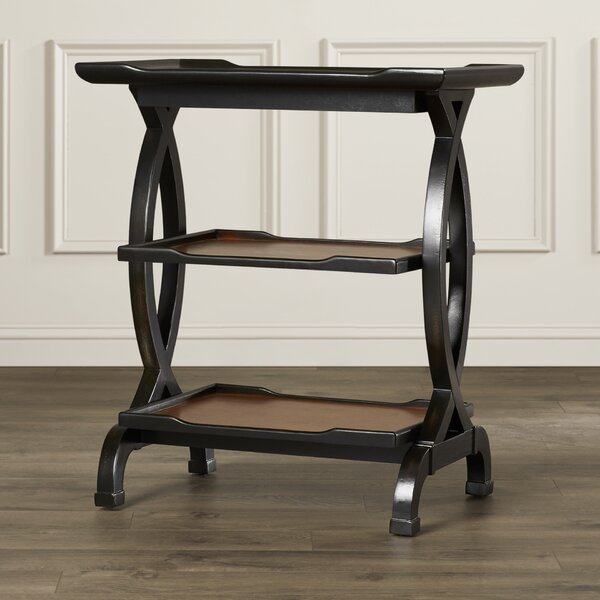 Bulwell Tiered End Table by Charlton Home