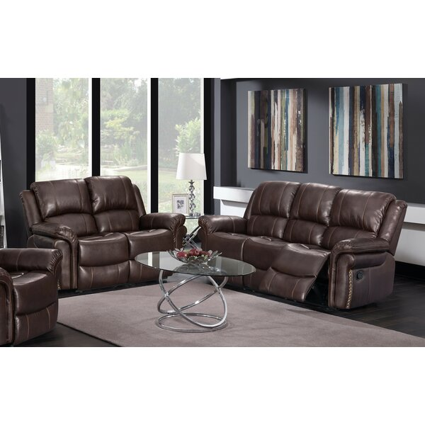 #2 Palmore 2 Piece Reclining Living Room Set By Red Barrel Studio Sale