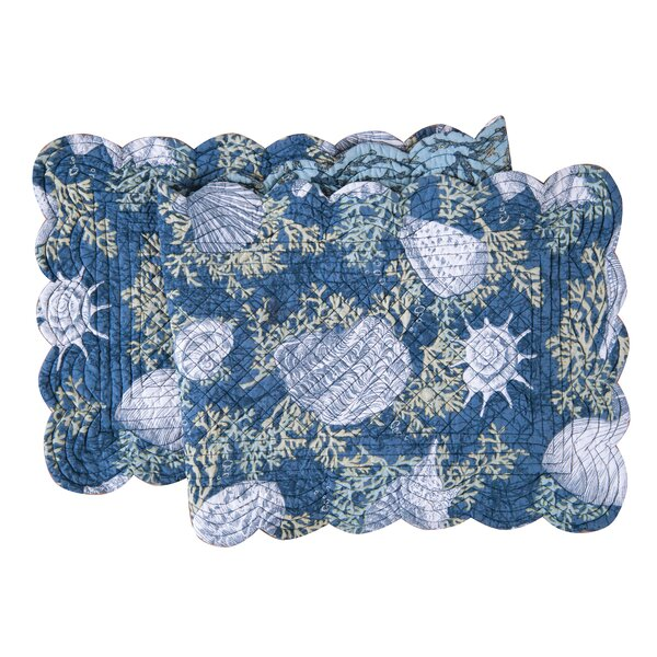 Arabelle Table Runner by Beachcrest Home