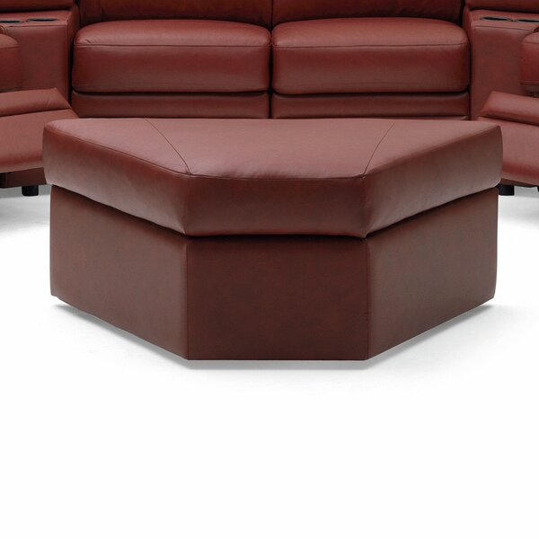 Brunswick Home Theater Ottoman by Palliser Furniture