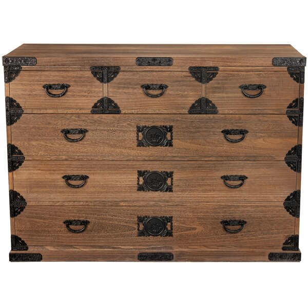 Lashley Tansu 6 Drawer Dresser by Bloomsbury Market