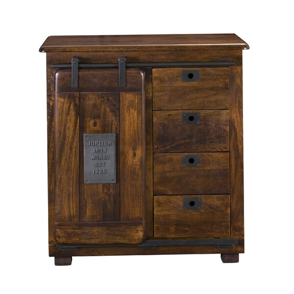 Harbaugh 1 Door Accent Cabinet by Williston Forge Williston Forge