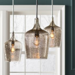 Kitchen Lighting. Pendants