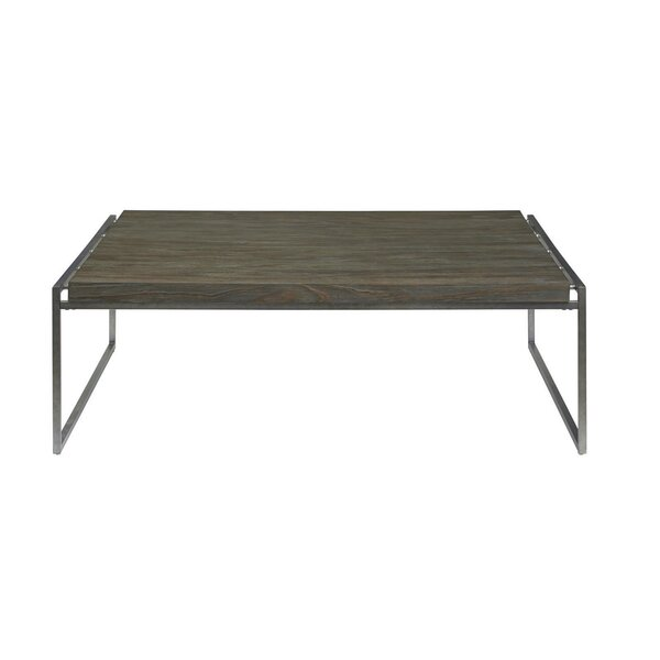 Liverman Square Coffee Table by 17 Stories