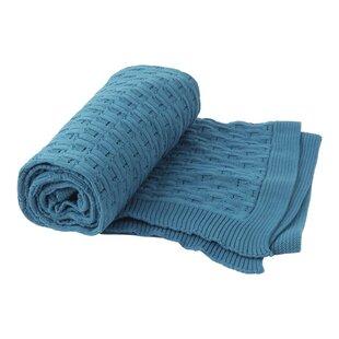 Lightweight Knit Throw