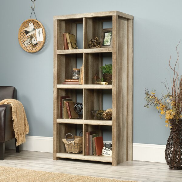 Ottery Cube Bookcase by Three Posts