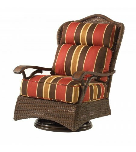 Chatham Patio Chair with Cushion by Woodard
