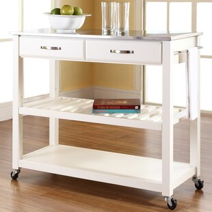 Free standing kitchen island wayfair workwithnaturefo