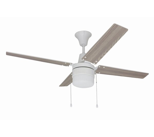 48 Kamthe 4-Blade Ceiling Fan by Union Rustic